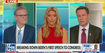Fox And Friends' Sudden Phony Reversal On Government Help: 'It's Polarizing!'