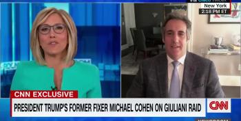 Michael Cohen: 'Rudy, I Told You So'