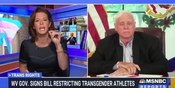 GOP Governor Squirms: Can't Answer For Signature On Anti-Trans Bill
