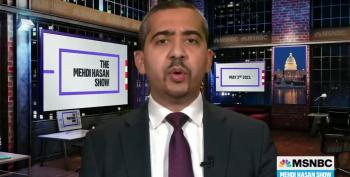 Mehdi Hasan Slams Joe Manchin And Mike Rounds Over Rejecting D.C. Statehood