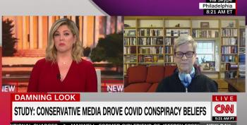 New Study Finds Connection Between Social Media And Covid Conspiracy Theories