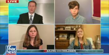 Fox Host Scolds Student For Praising Biden, Not Trump
