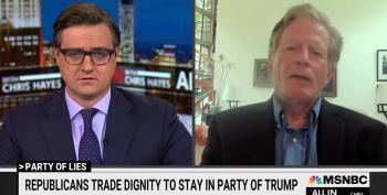 Chris Hayes And Stuart Stevens Talk About The Fate Of American Democracy