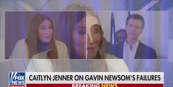 Caitlyn Jenner Whines Her Friend Had To See Homeless People