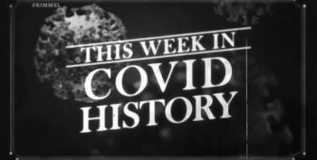 Throwback Thursday: This Week In COVID History