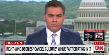 Jim Acosta Takes On The The Cancel Culture Of Faux Outrage On Fox News