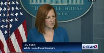 Doocy Just Begs To Be Psaki Bombed With Jobs Question