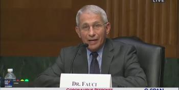 Senate Hearing: Fauci Slams Rand Paul's Weak 'Wuhan' Sauce