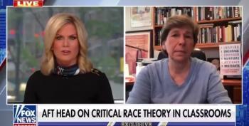 Randi Weingarten Talks Fox Disinfo On Fox