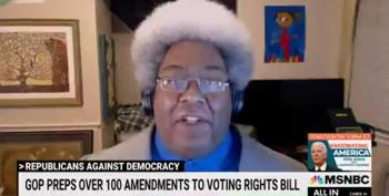 Elie Mystal: No Voting Rights Without Expanding SCOTUS