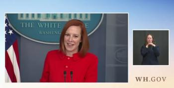 Psaki Crushes Daily Caller's Ridiculous Question
