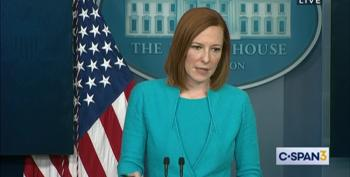 Psaki Slaps Tom Cotton's Critique Of 1619 Project