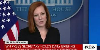 Jen Psaki STILL Has To Field Vague Questions About Border