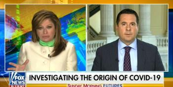 Nunes Demands Answers From Wrong President About COVID-19