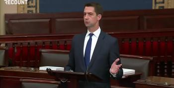 Sen. Cotton Attacks The Associated Press As Terrorist Collaborators