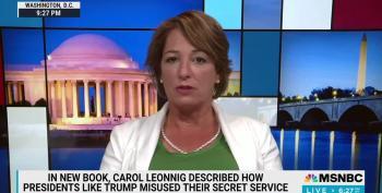 Carol Leonnig: Some Secret Service Agents Went Full MAGA Under Trump