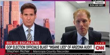 Maricopa County GOP Official Exasperated Over 'Insane' Election Audit