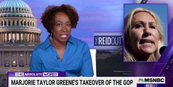 Joy Reid Calls Marjorie Taylor Greene The 'Queen' Of The GOP