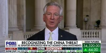 Tommy Tuberville Shows Fox Business How Dumb He Is