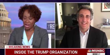 Michael Cohen Gleefully Predicts Trump Will Flip On His Own Children