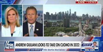 Andrew Giuliani: 'I Spent Parts Of Five Decades In Politics'