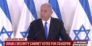 Cease-Fire Announced Between Israel And Hamas
