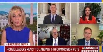 Andrea Mitchell Calls Out McCarthy Over Jan 6 Commission