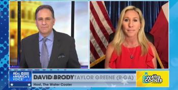 Marjorie Taylor Greene Calls Nancy Pelosi 'Mentally Ill'