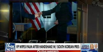 Fox News Freaks On Kamala Harris