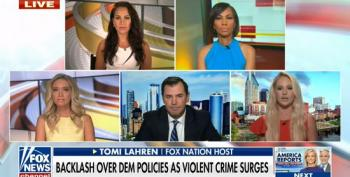 Fox Attacks St. Louis Mayor For Crime Rates After A Month In Office
