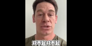 John Cena Apologizes In Chinese After Calling Taiwan A Country