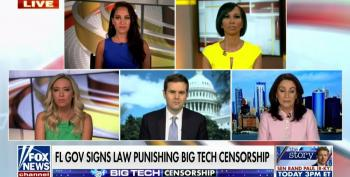 Fox News Admits DeSantis Play Against Big Tech Is A Stunt