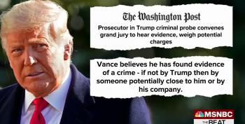 Get Out The Popcorn! Manhattan D.A. Convenes Trump Grand Jury