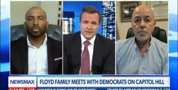 Greg Kelly Attacks Floyd Family On Anniversary Of George's Murder