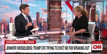 Jennifer Weisselberg Prepares To Testify Before Trump Grand Jury