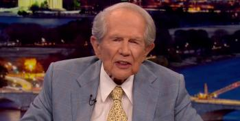 Pat Robertson Is Trying To Get Dr. Fauci Killed