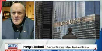Former Prosecutor Bemoans 'Anti-American' Trump Investigations