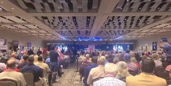 Kemp Booed At GA GOP Convention
