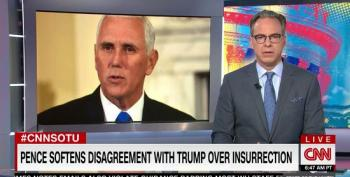 Tapper: Pence No Longer In A Rational World