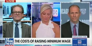 Fox Guest: Many Workers Aren't Worth $15 Per Hour