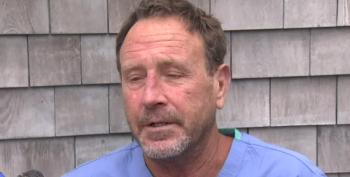 Lobster Diver Describes Being Eaten By A Whale: 'I Just Felt This Truck Hit Me'