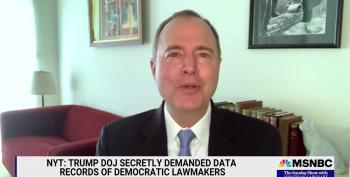 Schiff Calls For Barr And Others To Testify About Secret Subpoenas