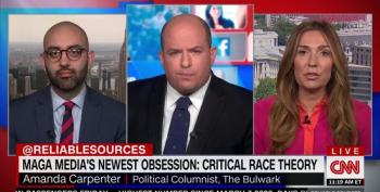 CNN Guests Blather About Critical Race Theory, But Stelter Nails It