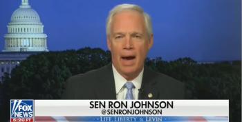 Ron Johnson Still Lying About Jan 6 Insurrection
