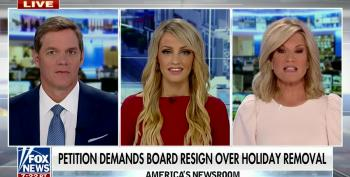 Fox News Whines About One School District's Holiday Schedule