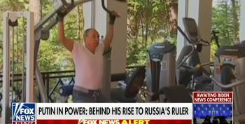 Fox News Slobbers Over Putin