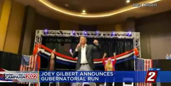 Capitol Rioter Running For Governor In Nevada