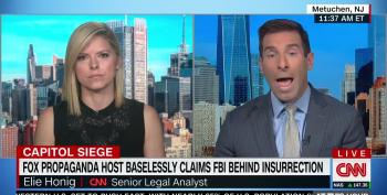 CNN Debunks Tucker Carlson's 'Garbage' Claims