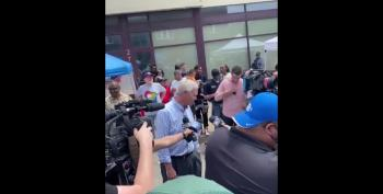 Ron Johnson Booed At Milwaukee's Juneteeth Celebration