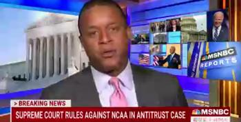 Athletes Prevail Over NCAA In Unanimous SCOTUS Ruling